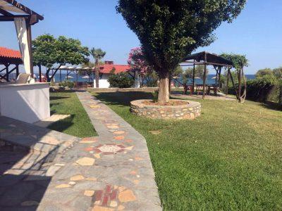 Garden, Ilia's House Halkidiki