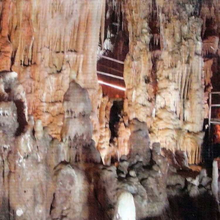 Petralona Cave Halkidiki