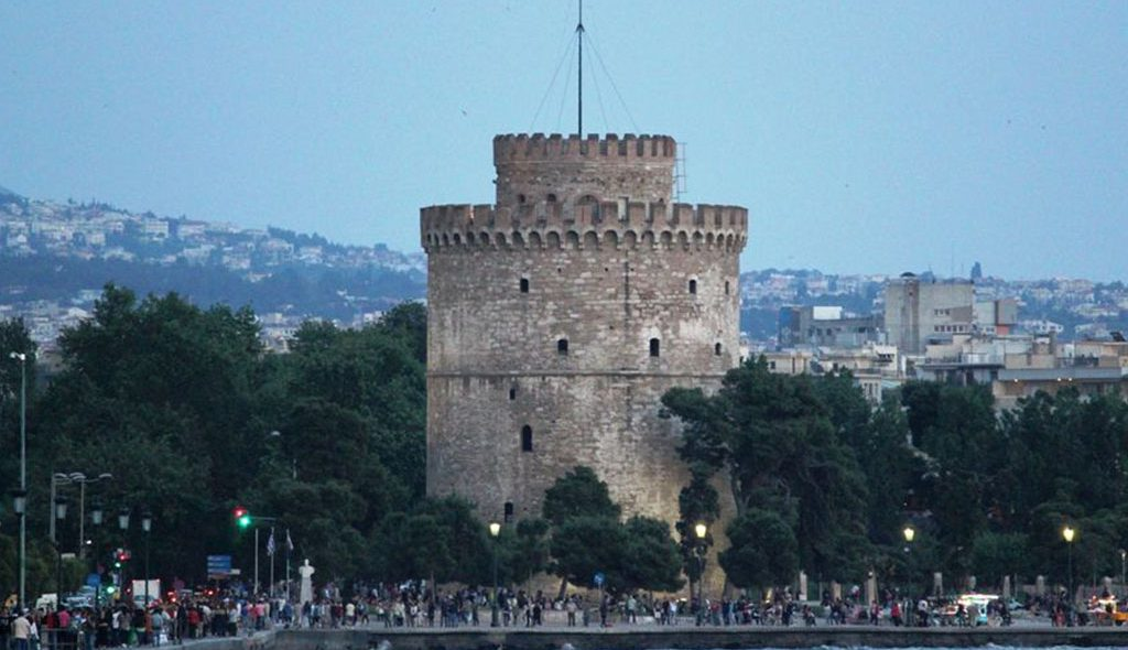 Day Tour Thessaloniki City from Sithonia